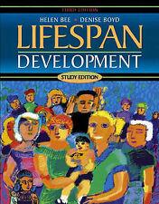 Lifespan Development: Study Edition by Helen Bee, Denise G Boyd (Paperback, 2002