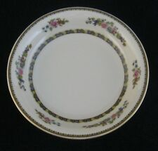 Bohemia Royal Ivory Fine Porcelain Soup Bowl Plate Made in Czechoslovakia