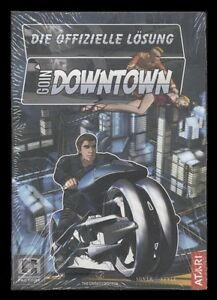 GOIN' DOWNTOWN - DIE OFFIZIELLE LÖSUNG (Lösungsbuch) *** NEU ***