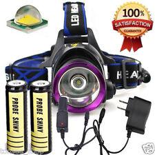 CREE XM-L T6 LED 18650 Scheinwerfer Headlight Taschenlampe Kopf Licht Lampe