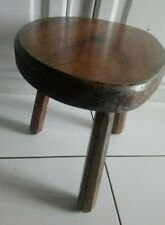 TABOURET PIED TRIPODES CHARLOTTE PERRIAND? VINTAGE CORBUSIER CHAPO