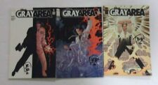 GRAY AREA IMAGE 2004 COMPLETE SET #1 THRU 3 VF/NM ALL SIGNED BY JOHN ROMITA JR!