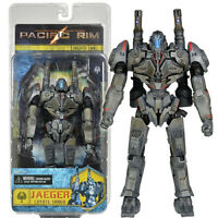 "NECA Pacific Rim Jaeger Coyote Tango 7"" Robot Action Figure Collector Toy Doll"