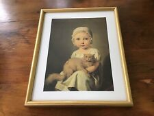 Gabrielle Arnault 1813 Framed Print Art Louis Leopold Boilly from the Louvre