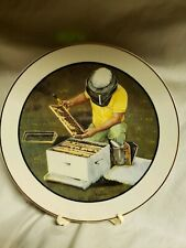 The beekeeper, limited Edition Collection - Bradford Exchange