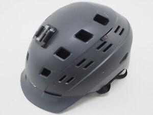 Smith Variant Brim Ski/Snowboarding Helmet Size Large 59-63cm Gray