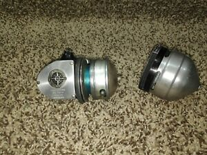 Shakespeare No.1810 Model EC Spinning Reel AS-IS Micro Drag Made USA Vintage