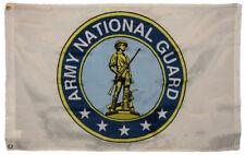 3x5 américain armée National Garde Joint écusson emblème 150D polyester drapeau