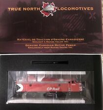 "RAPIDO POWERED FP9A CANADIAN PACIFIC CP RAIL LOCOMOTIVE HO SCALE NEW -5"" STRIPES"
