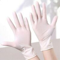Disposable Latex Glove Anti-skid Rubber Latex Gloves Household Cleaning Supplies
