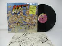 Lakeside Outrageous LP Solar 1984 Original Liner & Shrink + Hype
