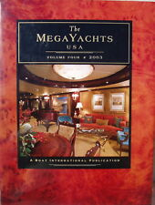 Megayachts USA, Vol. 4, 2003, New In Box, Mint, Rare!