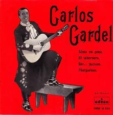 CARLOS GARDEL-ALMA EN PENA + EL TABERNERO + RIE...PAYASO + MARGARITAS EP VINYL