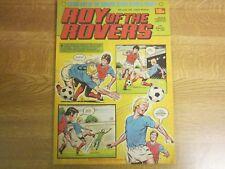 June 1983, ROY OF THE ROVERS, David Newman, Raddy Avramovic, Alvin Martin.