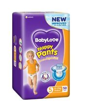 BabyLove Nappy Pants Walker 12-17kg - 50 Pack