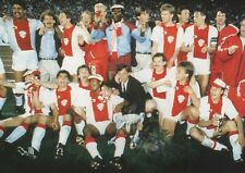 AFC AJAX - EUROPEAN CUP WINNERS CUP 10x8 PHOTO (1)
