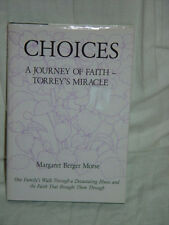 Choices by Margaret Berger Morse (1999, Hardcover)