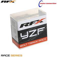 RFX YZF Track Pack OEm Tipo Pernos & Cierres Kit Yamaha YZF450 YZ450F 2007