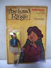 Lord of the Rings Knickerbocker Samwise Vintage unpunched carded figure