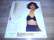 "Whitney Houston ""The Bodyguard"" Warner Bros. Promo Press Photo Usa Scarce Nice*"