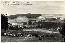 9384/ Foto AK, Radiumbad Brambach i.V., Beamten Erholungsheim, 1935