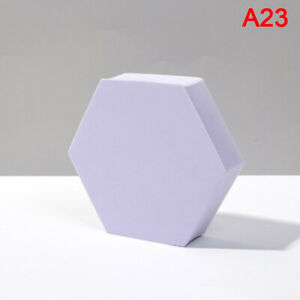 1PC Cube Photographic Prop Geometric Stereo Shooting Props Posing Ornaments Y1