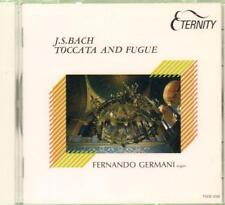 Bach(CD Album)Toccata And Fugue-Japan-New