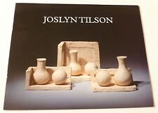 Joslyn Tilson - Terracottas and Weavings   2010 ART EXHIBITION CATALOGUE