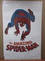 Vintage Poster Marvel comics The amazing Spider-man 1974 Inv#883