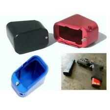 17 22 34 35 +4 +3 Magazine Extension Base Pad Rock Your Glock For Glock 3 Colors