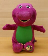SING & CELEBRATE BARNEY Talking Singing Plush LIGHT SHOW 20 Years Magical Friend