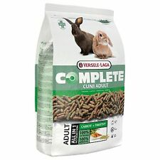More details for adult pet rabbit complete dry food low grain easily digestible 8kg