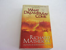 What Dreams May Come 1998 Robin Williams Richard Matheson
