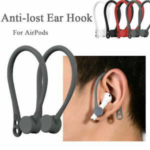 1Pair Ear Hooks Strap Holder for Airpods Wireless Earphone Airpod Earbuds