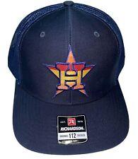 Houston Astros 2020 Spring Training MLB Snapback Richardson Hat