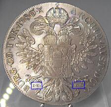 PRACHTSTÜCK!! Maria Theresia Taler 1780 ICFA, Wien, H19 Var., Silber