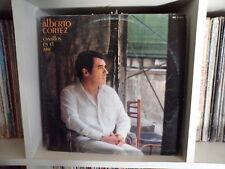 ALBERTO CORTEZ   Castillos en el aire   Esperandome - La vida   LP VG+
