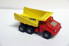 Matchbox Lesney Superkings K-4 Big Tipper 1973