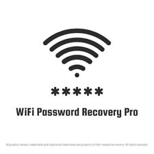Wifi Password Recovery Pro 1 Year Upgradeable License