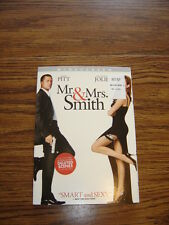 Mr. and Mrs. Smith Widescreen DVD - Brand New