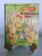 Crispy Critters Cereal Book Special Edition Little Golden Book 1987 1980s Retro