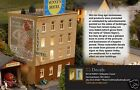 N Scale Ghost Sign Decals MEGA SHEET #1- Weather Your Buildings & Structures!