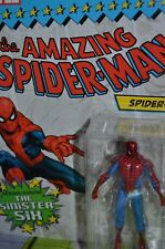 Amazon Exclusive Marvel Universe Spider-Man From Sinister Six Legends Vintage
