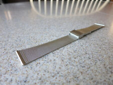 Unbranded 24mm Straight End Mesh Stainless Steel 2 Piece Watch Band J11