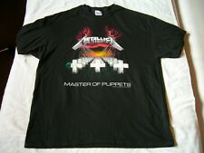 METALLICA – old 2007 MASTER OF PUPPETS T-Shirt!! speed metal