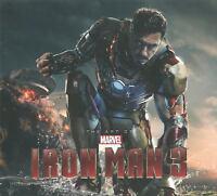 Marvel's Iron Man 3: The Art of the Movie Slipcase, Stuart Moore, Marie Javins,
