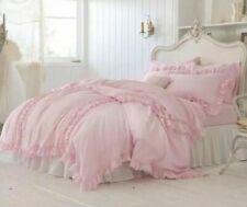 Simply shabby chic 3 piece Duvet cover set, king