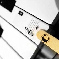 141E Piano Keyboard Electronic Keyboard 88Keys Stickers Decal Label Note Learn K