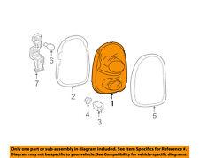 MINI OEM Cooper Countryman-Taillight Tail Light Lamp Assy Right 63219808152