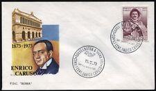 1973 - Enrico Caruso - n.1241 - Busta FDC